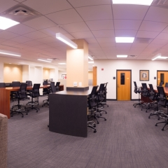 Burns Commons (Lower Level 1)- Panoramic View