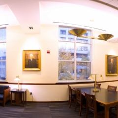 Second Floor Corridor- Panoramic View