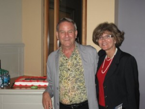 a.Jerry Dupont, LLMC's Associate Director for Content Management, and Executive Director Kathleen Richman