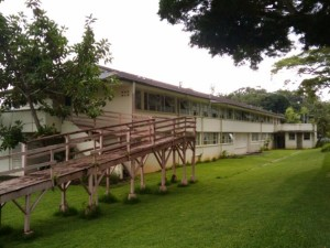 LLMC's office building in Kaneohe, Hawaii.
