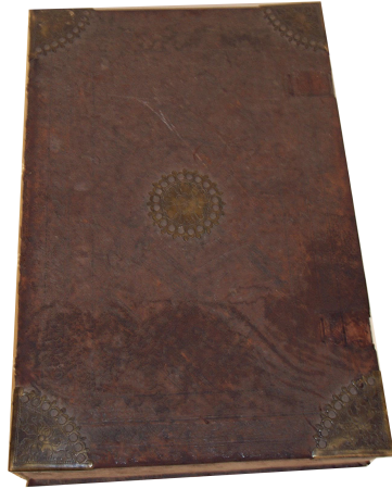 Cover of Decretales of Gregory IX (1475)