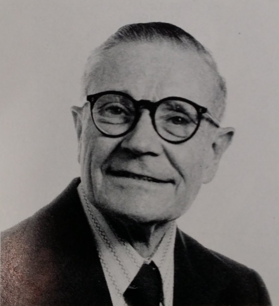 Hugh Y. Bernard, Director of the Law Library, 1960-1981. Professor Bernard was the first full-time library director to be granted faculty status. He built upon the achievements of Helen Newman, Director from 1927 to 1942, a librarian of exceptional abilities whose innovations set the Law Library on the path to excellence as a research institution.